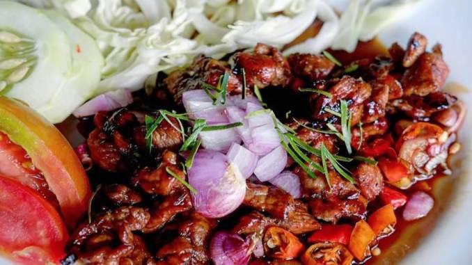 Makanan Khas Purworejo Sate Winong