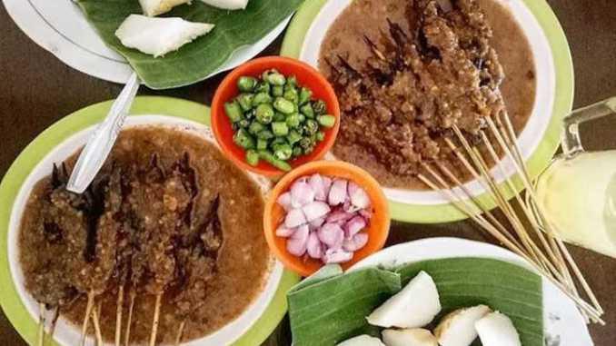 Makanan Khas Salatiga: Sate Sapi Suruh