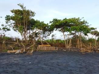 wisata pantai nyanyi tabanan