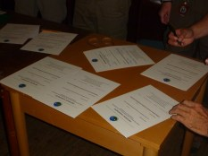 A number of IRF twinning agreements were signed