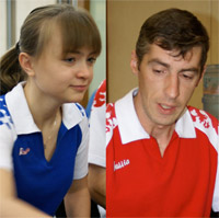 Russian Mixed Pair