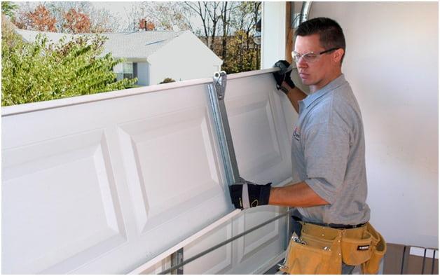 Repair Common Garage Door