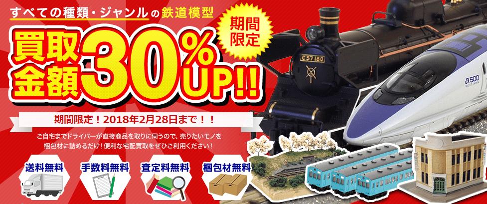 鉄道模型買取アローズの画像