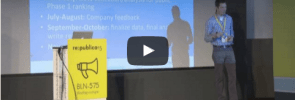 Link to YouTube video of re:publica 2015 - Allon Bar: Ranking tech companies on privacy and free expression standards