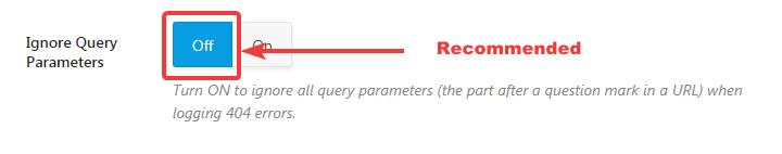 Ignore-Query-Parameters