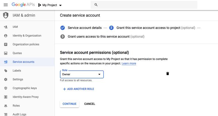 SEO技巧之利用谷歌索引API第一时间抓取新页面 5