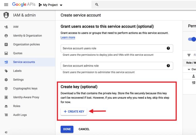 SEO技巧之利用谷歌索引API第一时间抓取新页面 6