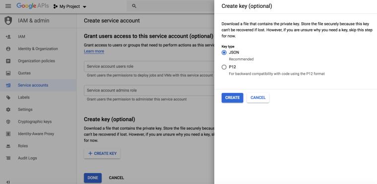 SEO技巧之利用谷歌索引API第一时间抓取新页面 7