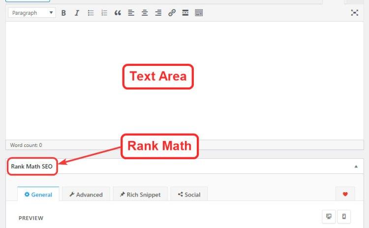 Оптимізація тексту для пошукових систем ранжируйте математичні мета-скриньки старого місця розташування