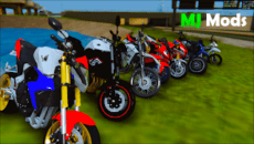 Pack de Motos leves MTA