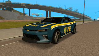 CAMARO DA PRF LOW POLLY – 1 MB