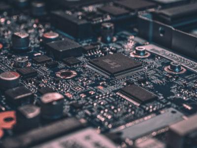 Smart consumer electronics chip