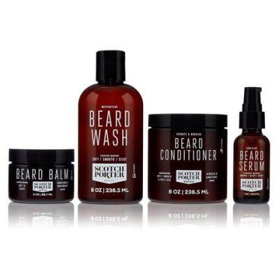 premium-affordable men's grooming brand