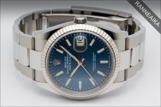 ROLEX Datejust 36 Blue ref. 126234