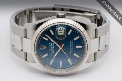 ROLEX Datejust 36 Blue ref. 126234
