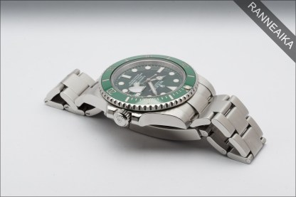 ROLEX Submariner Date 'Hulk' ref. 116610LV