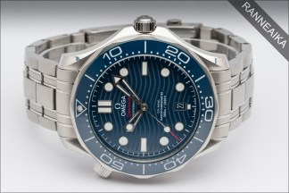 OMEGA Seamaster Professional 42mm Blue ref. 210.30.42.20.03.001