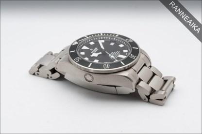 TUDOR Pelagos Titanium Black ref. 25600TN