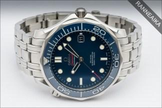 OMEGA Seamaster Professional Bond Blue ref. 212.30.41.20.03.001