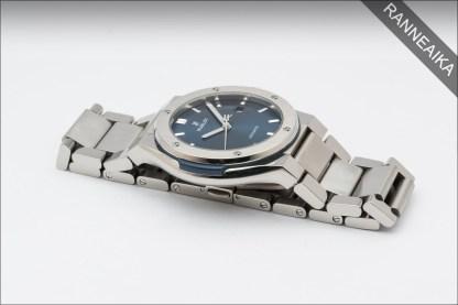 HUBLOT Classic Fusion Blue 42 Titanium ref. 548.NX.7170.NX
