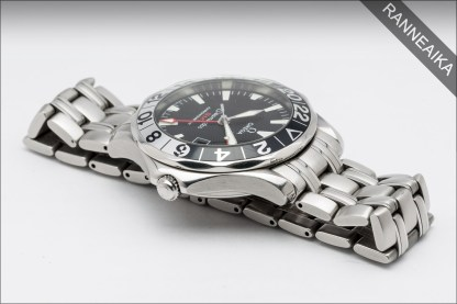 OMEGA Seamaster Professional GMT 50 years ref. 2534.50.00