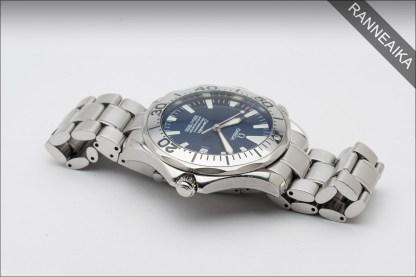OMEGA Seamaster 300M Chronometer Electric Blue ref. 2255.80.00