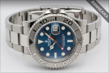 ROLEX Yacht-Master 40 Blue ref. 126622
