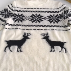 Corporate branded Christmas sweaters