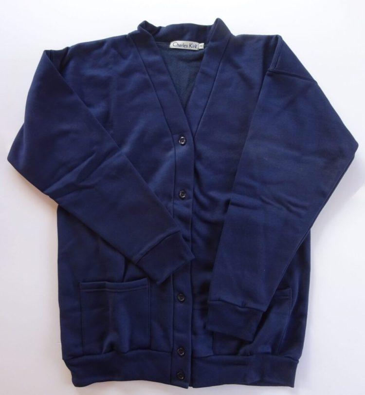 Nurses' cardigan from Charles Kirk