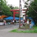 輪西神社お祭り