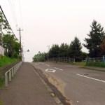 最近の散歩(宮の森町から中島町へ)