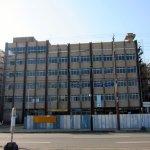 室蘭産業会館解体