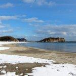 初冬のイタンキ浜 2016