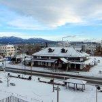 冬の旧室蘭駅 2017