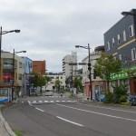 室蘭街中散歩(中央町)