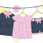 90サイズはいつからいつまで着れる?子供服のサイズ表と適齢期は何歳?