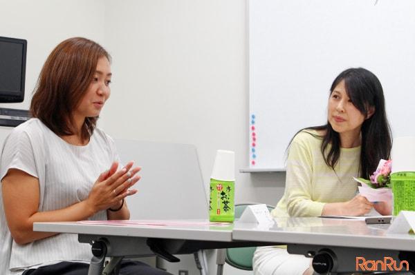加藤ゆかさん、内野美恵さん