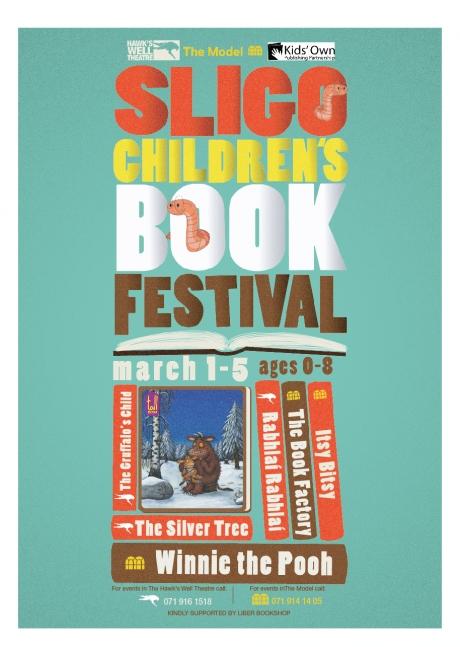 Children's Book Festival   Ransboro National School Sligo
