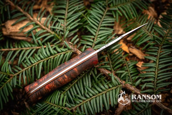 Osprey Knife & Tool Poon Tipped Tusk sold at Ransom Wilderness Co