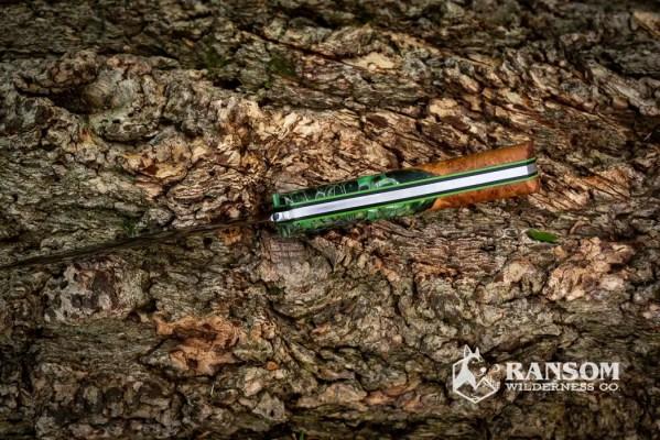 Brush Creek Knives Kephart available at Ransom Wilderness Co