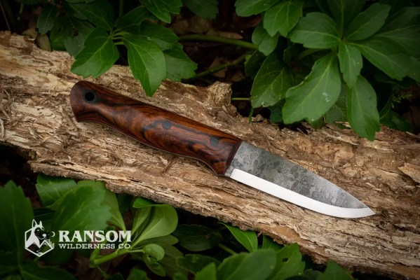 Bushcraft Classic by Cohutta Knife available at Ransom Wilderness Co