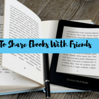 How to Share Kindle ebooks with Your Friends