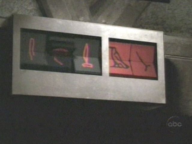 LOST Hieroglyphs