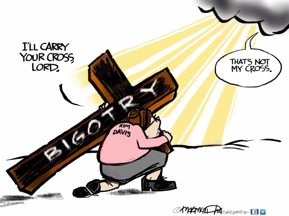 Pharisee vs. Christian
