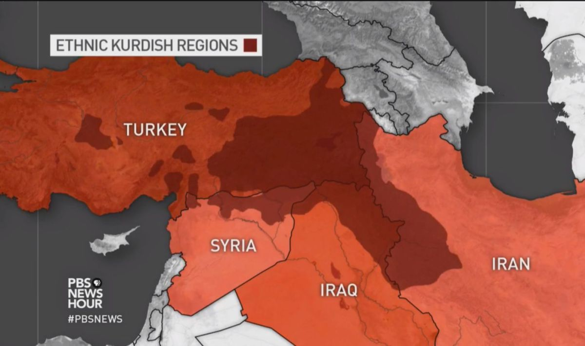 Turkey Will Never Accept an Independent Kurdistan