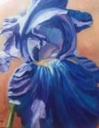 Painting by Sydney Somoza