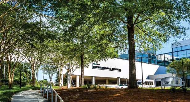 Moore Regional Hospital-Main Entrance _1