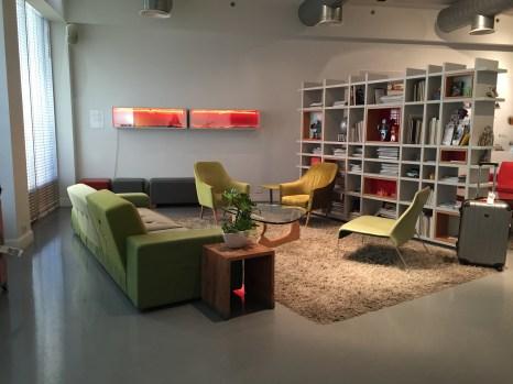 Lobby, Art+ Hotel, Tel Aviv