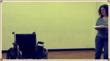 """Walk With Me"" Rehearsal Photo"