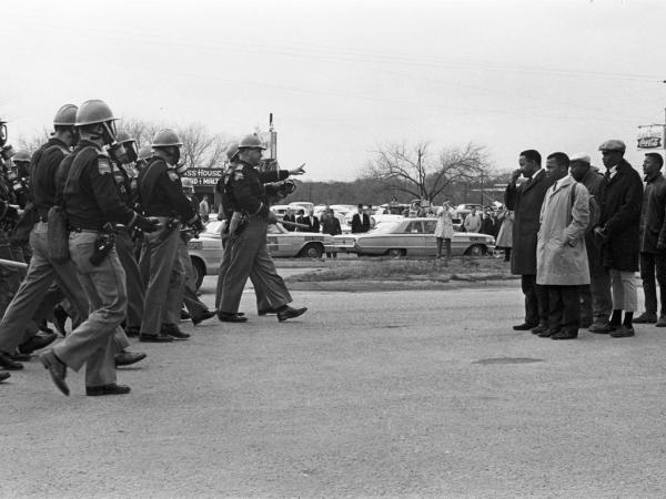 Selma Haunts Jeff Sessions' Confirmation Hearing